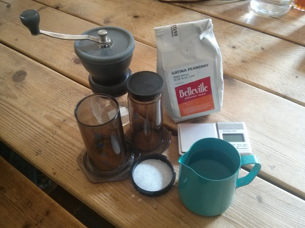 Aeropress-Equipment